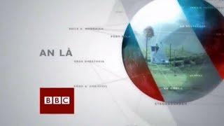 BBC Alba - An Là Intro - 2015