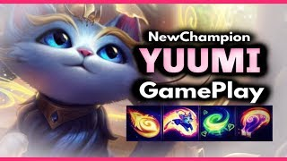 The New Powerful True Support Yuumi Gameplay 🎮