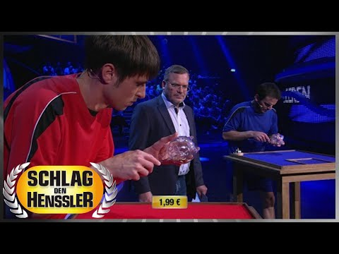 Spiel 6 - Sparschwein leeren - Schlag den Henssler