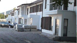 Украина Черкассы.ТАУНХАУС. Энергоэкономичные  двухэтажные  дома.часть 2