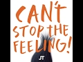 Can't Stop The Feeling 和訳&歌詞