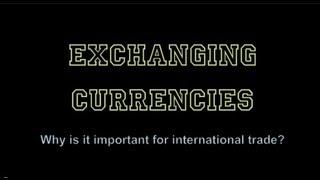 Exchanging Currencies