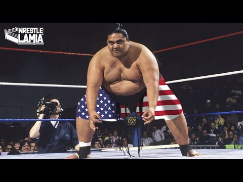 20 Wrestlers You Probably Didn't Know Pretended To Be A Different Nationality