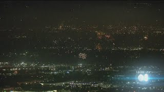 Illegal Fireworks Boom Throughout Los Angeles County On Fourth Of July
