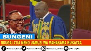 VIDEO: Ndugai azungumzia mahakama kukataa maombi ya Lissu