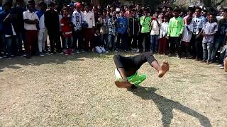 Stunt competition action video part2