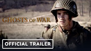 Ghosts Of War: Exclusive Official Trailer (2020) - Brenton Thwaites, Alan Ritchson
