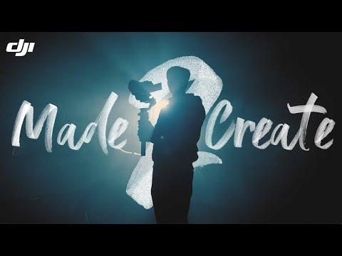 DJI RS 2 & DJI RSC 2 - Made 2 Create