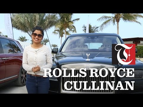 TimesTestDrive: Closer look at Rolls Royce's first SUV the Cullinan