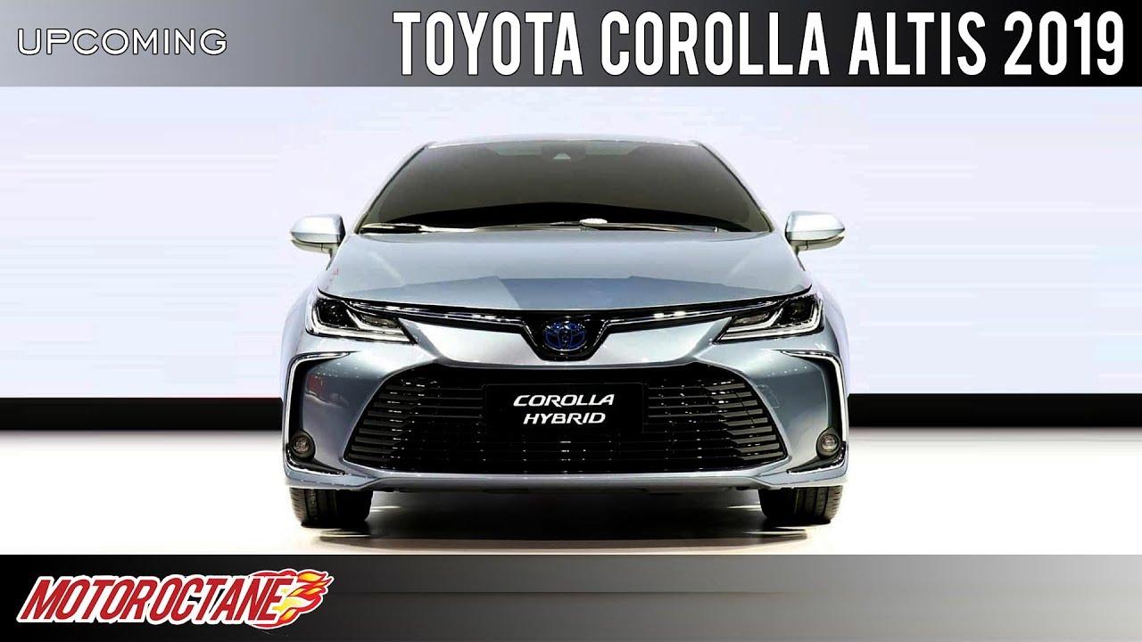 Motoroctane Youtube Video - Toyota Corolla Altis 2019   Upcoming Car   Hindi   MotorOctane