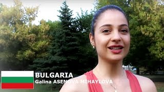 Galina Mihaylova Contestant from Bulgaria for Miss World 2016 Introduction