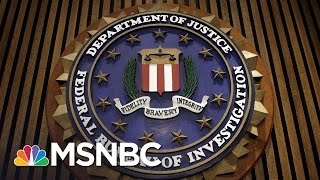 Russian Hackers Wanted By FBI In Connection With Election Hacking | MSNBC thumbnail