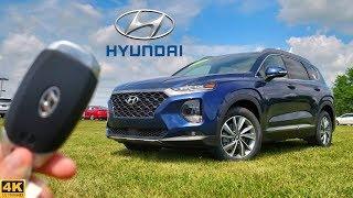 2020 Hyundai Santa Fe: FULL REVIEW | Adding New Tech to the Value KING!
