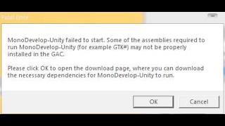 fatal error failed to load mono unity - Thủ thuật máy tính