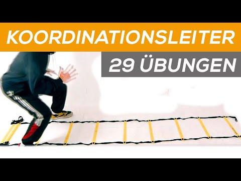 29 Übungen | Koordinationsleiter