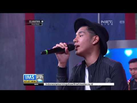 Performance Jaz  - Dari Mata - Indonesia Morning Show NET