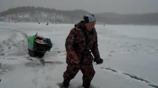 Зимняя рыбалка озеро аракуль челябинская область