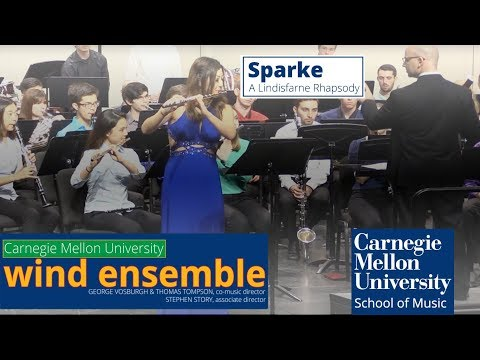 Winner of the Carnegie Mellon University Concerto Competition