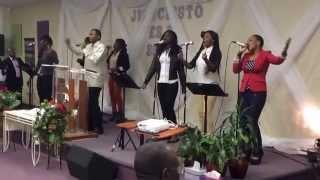 Iecon Church  GETHSEMANE Live Avec Henry Papa Mulaja