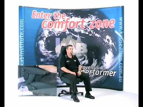 KAB Controller Heavy Duty 24 Hour Chair