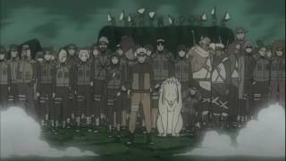 Naruto  [AMV] 7 Years Old
