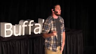 On Breathing Borrowed Air | Tom Dreitlein | TEDxBuffalo