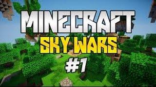 Minecraft | Sky-Wars #1 на сервере VimeWorld