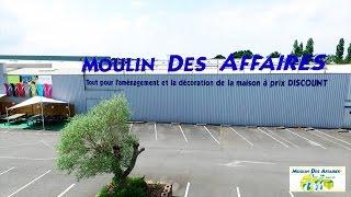 Moulin des Affaires - SAINT MESMIN