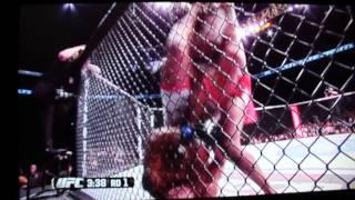 Jon Jones Arm Break Vitor Belfort