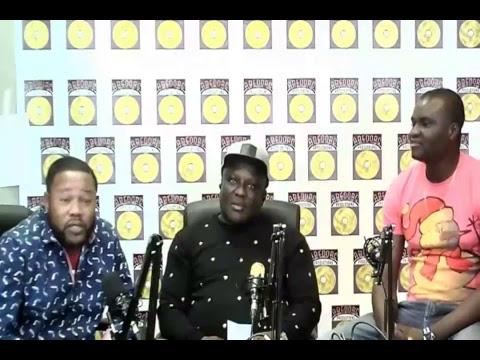 KING DR SAHEED OSUPA LIVE ON DORC RADIO/TV FOR APPRECIATION NIGHTSHOW