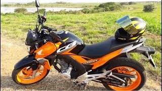 Honda CB 250F Twister 2019 - Chamada