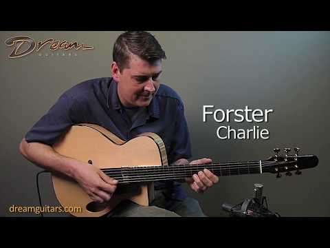 ", title : '2012 Forster ""Charlie"" Carved Maple/European Spruce"