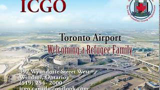ICGO Welcoming Refugees