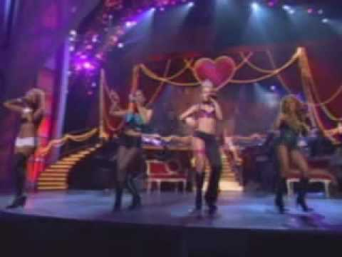 Lady Marmelade/Moulin Rouge live - Christina Aguilera, Lil Kim, Pink, Mya Ft Patti Labelle 2003