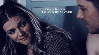 Jay & Hailey - I found me a lover (+8x06)