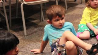 Group Speech & Music Therapy For Kids With Hearing Loss
