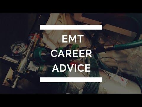 EMTs: Career Advice