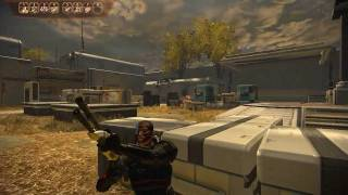 Mass Effect 2. Видео-проект. Горизонт.