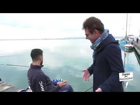 Zaino a richiesta di pesca