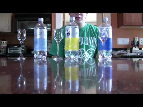 Tasting the Difference Between Seltzer Water, Club Soda, and Tonic Water