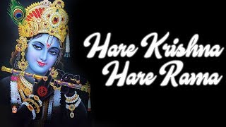 Hare Rama Hare Krishna - New Krishna Song and Bhajans   Krishna Dhun