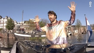 Oliver Heldens - Live @ Boat from sunny Amsterdam #RoomServiceFest 2020