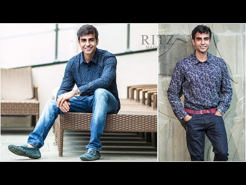 Rare Fashion - A Ritz Exclusive with Nikhil Kamath