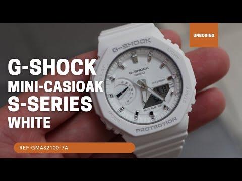 Casio G-Shock Mini CasiOak GMAS2100-7A