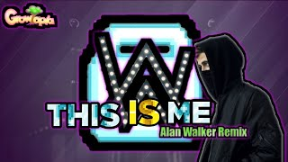 🎶🎵The Greatest Showman This Is Me  Alan Walker Remix 🎵🎶