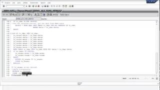 SAP ABAP For HANA Training - Complete Video Based Course - Core Data Services