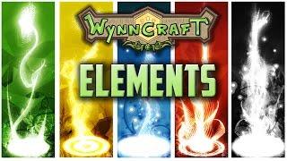 Wynncraft | Basic element guide