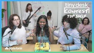 Tiny Desk Contest Top Shelf, Episode 1
