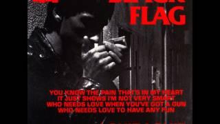 Black Flag - Louie Louie