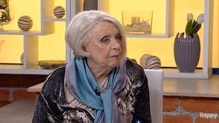 Bivsa Titova stjuardesa zapanjila studio i Marica - Dobro jutro Srbijo - (TV Happy 05.03.2018)